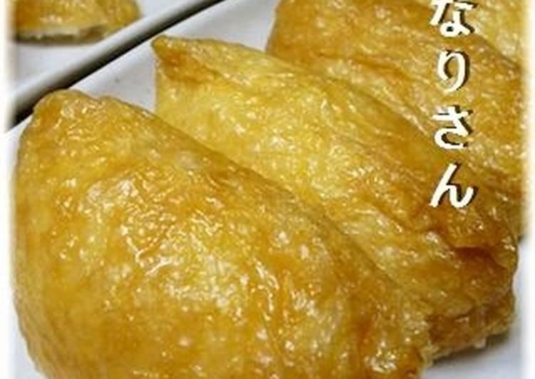 Recipe of Speedy Inari Sushi