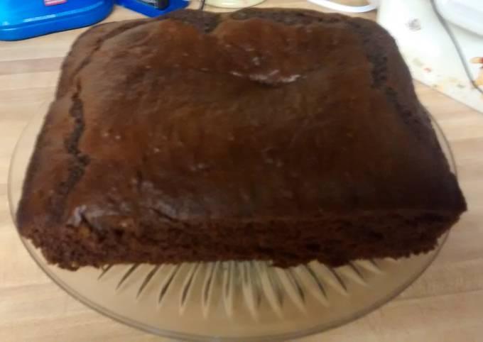TL's Chocolate Banana Bread