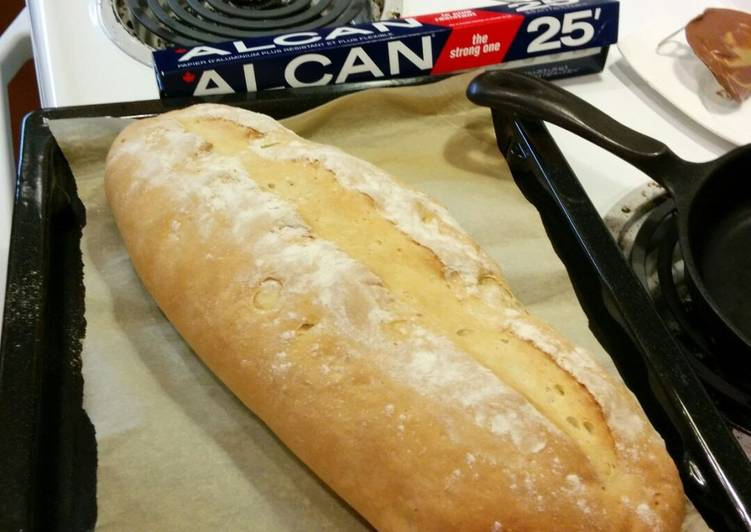 Easiest Way to Make Quick Ciabatta express