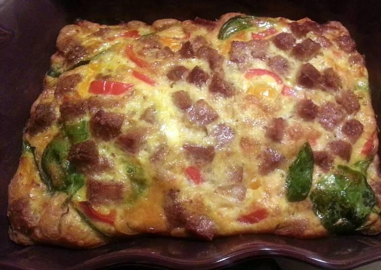 supermom breakfast casserole