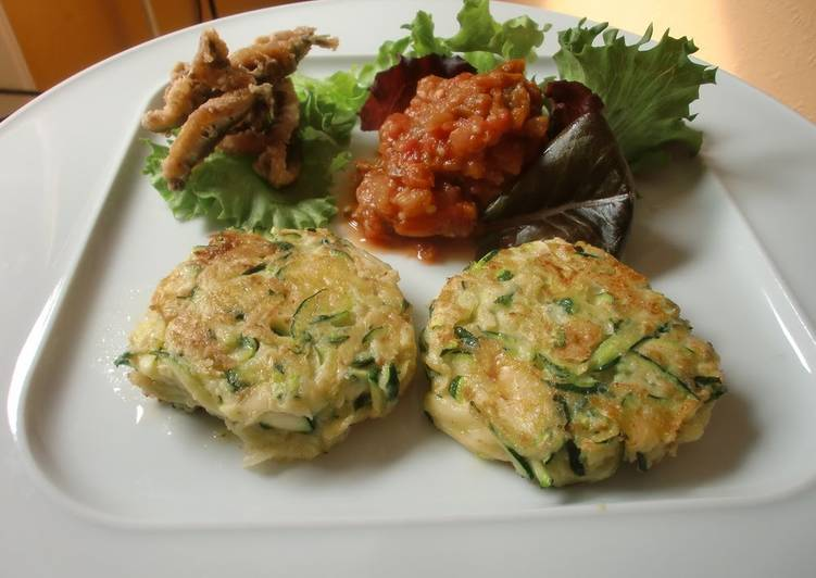 Authentic Turkish Flavor - Fried Zucchini