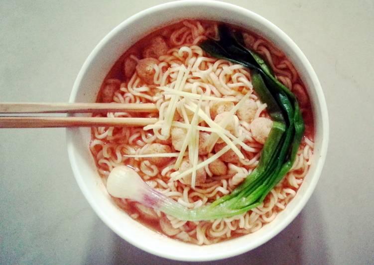 Soya #egg  #noodle