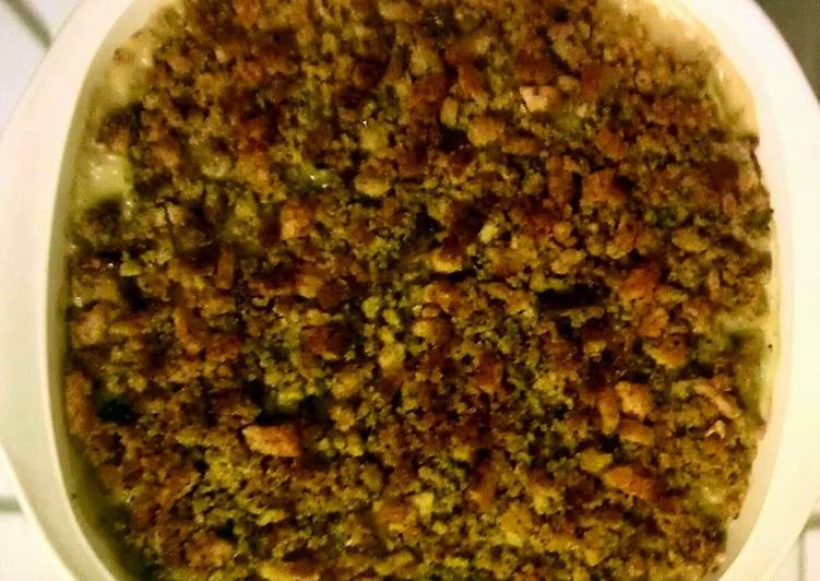 Recipe of Favorite Chicken Stuffing Casserole