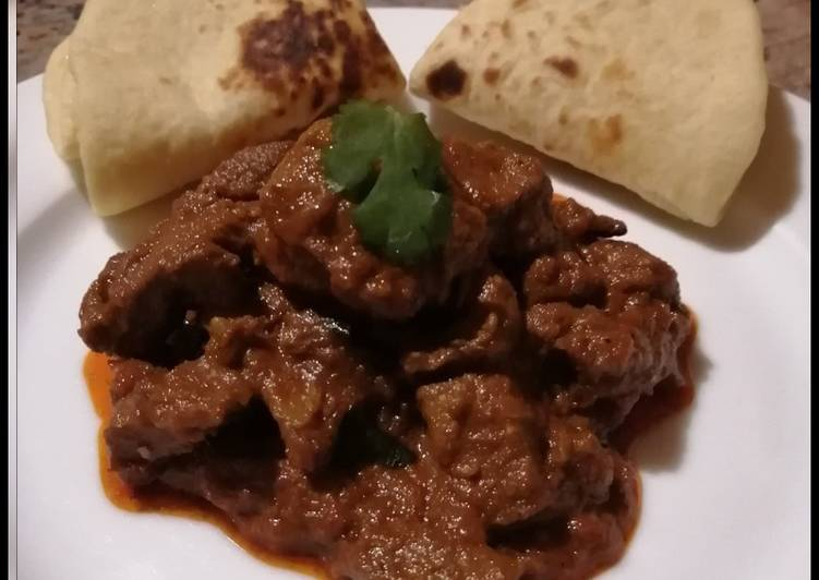 Step-by-Step Guide to Prepare Perfect Braised Lamb Curry