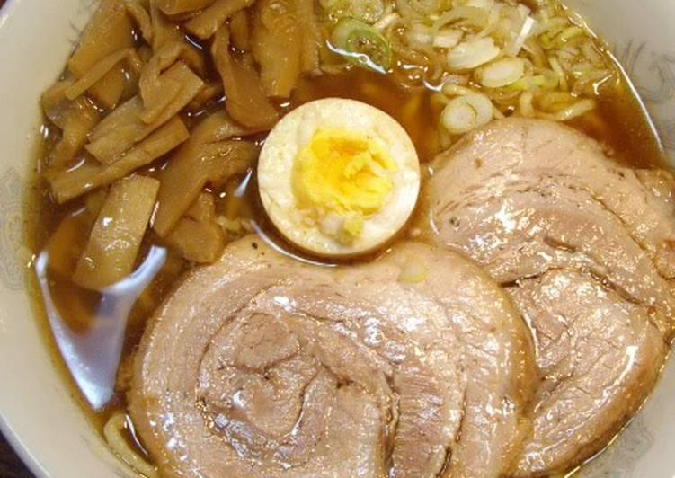 Saitama-Inspired Ramen Noodles