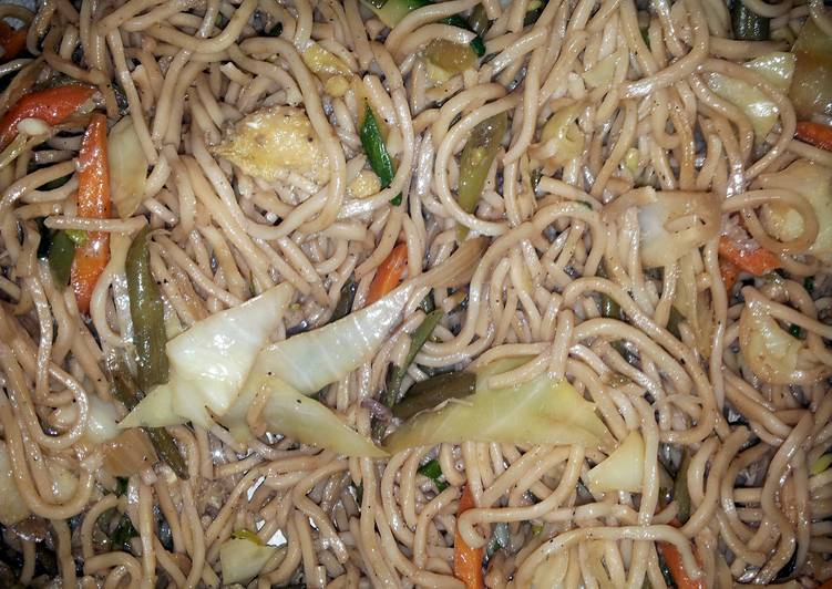 Step-by-Step Guide to Prepare Ultimate AMIEs PANCIT CANTON