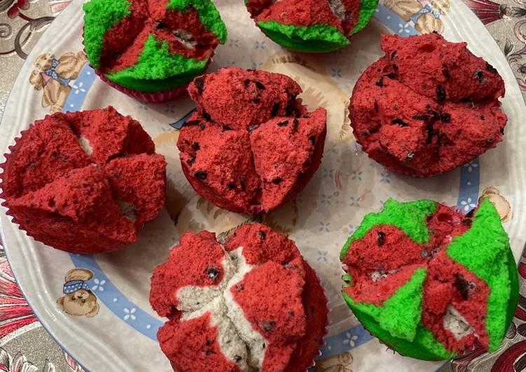Bolu kukus cookies n cream red velvet