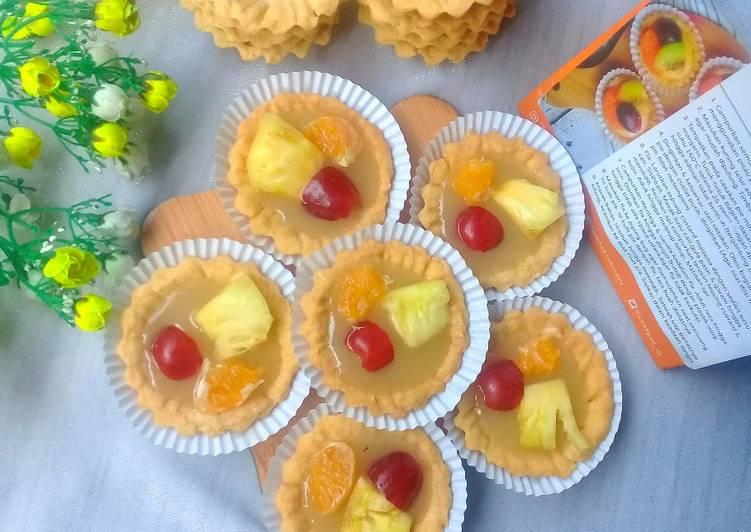 Resep Fruit Pie Terbaik