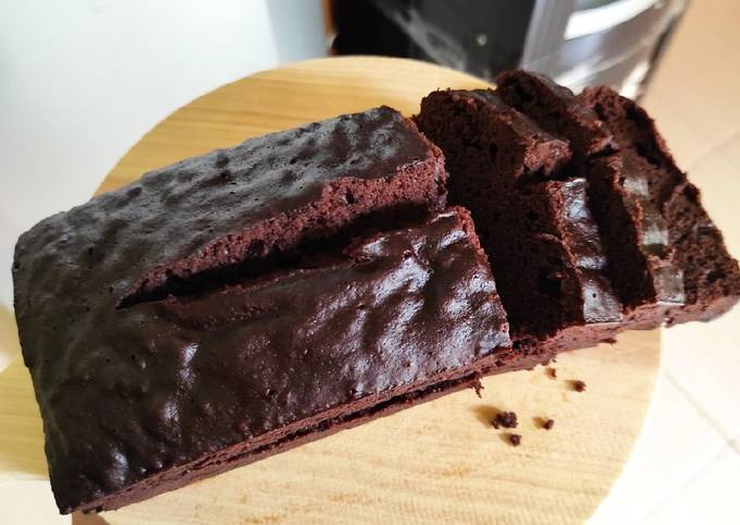 Brownies Kukus Sesar (tanpa mixer tanpa oven)