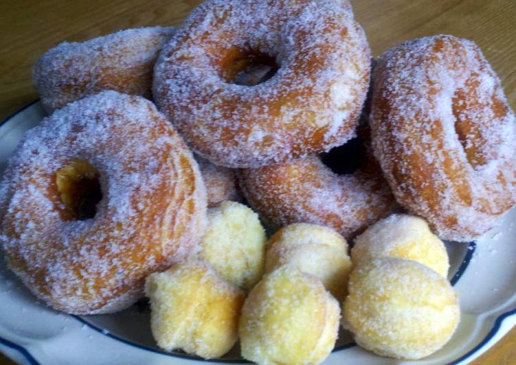 Grands donuts