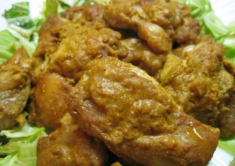 Crowd-Pleasing Tandori Chicken
