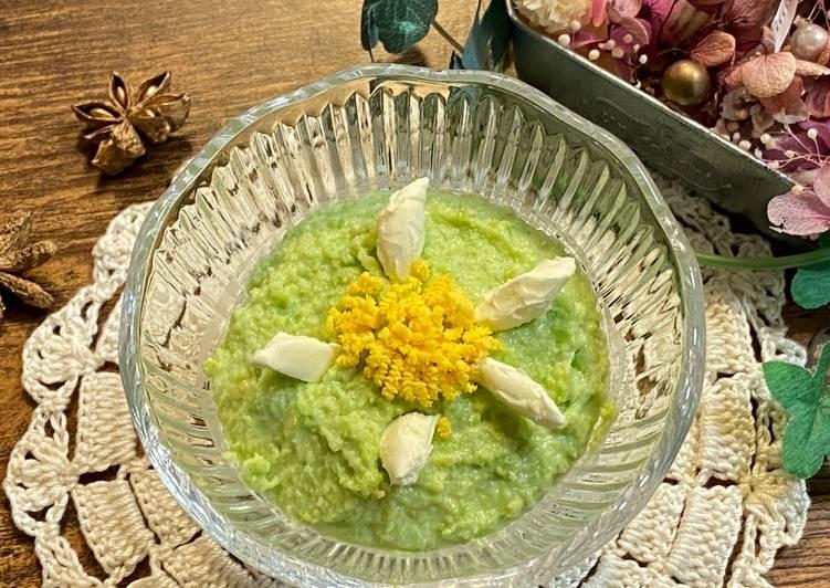 Recipe of Homemade Edamame Cream