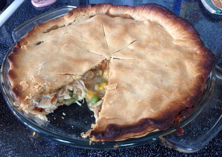 Easy To Make Chicken Pot Pie