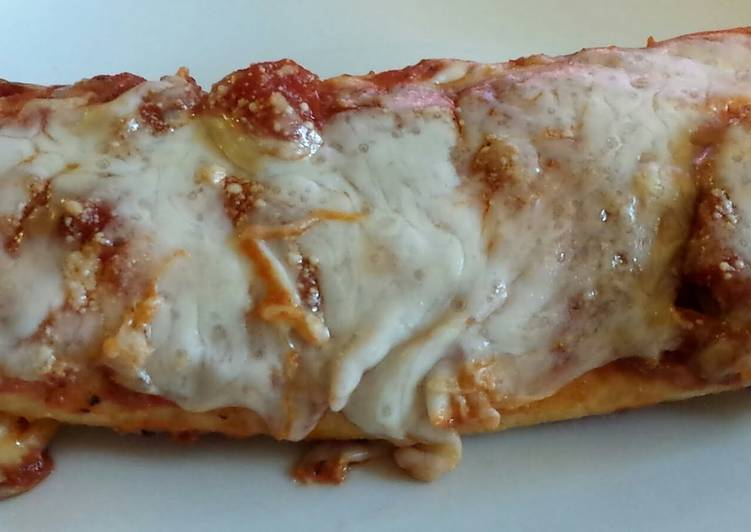 How to Make Super Quick Homemade Italian Beef Enchiladas