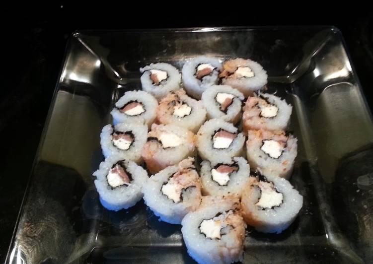 Easiest Way to Prepare Award-winning Simple Sushi Rolls