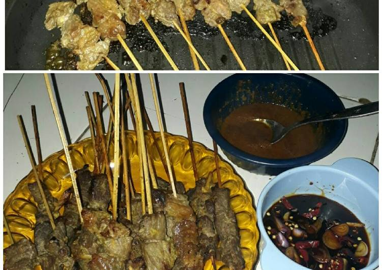Sate Daging Sapi/Kambing Happy Call