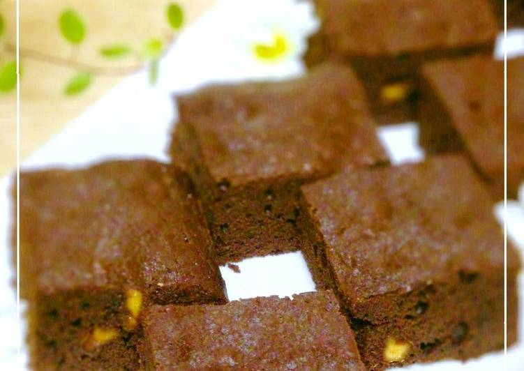 Recipe of Favorite Moist Rich Brownie