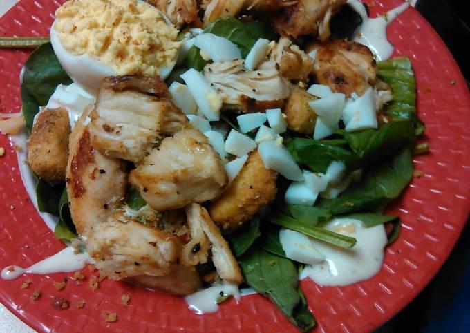 Grilled chicken supreme