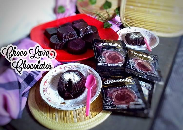 Choco lava chocolatos