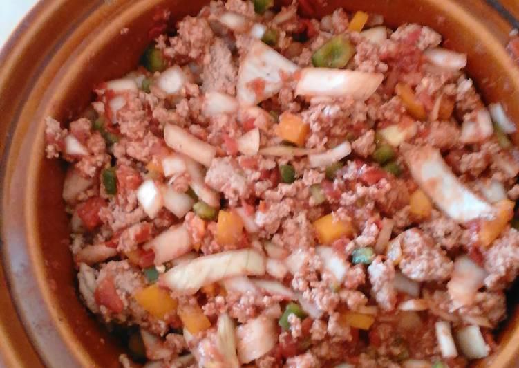 Rich's Healthy Turkey Chili