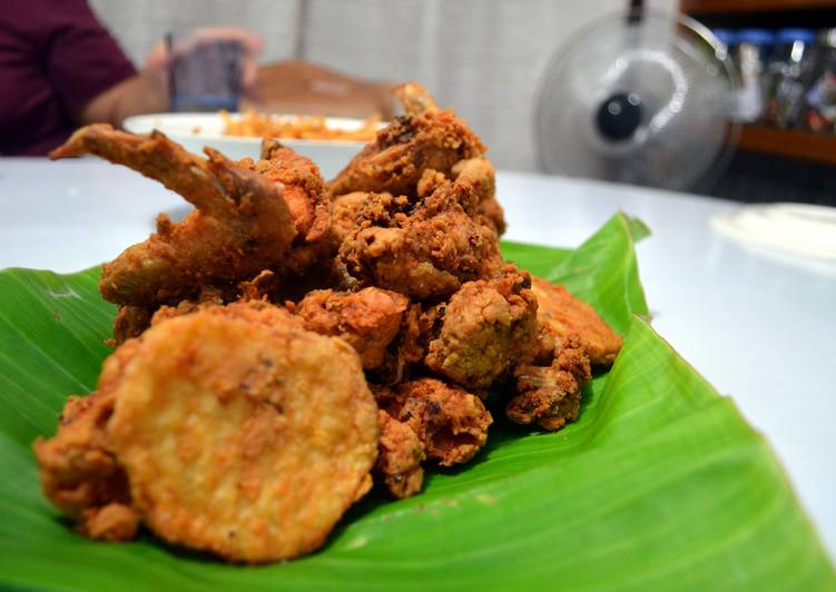 Learn How to Elevate Your Mood with Food Crispy Hot Calamansi Chicken