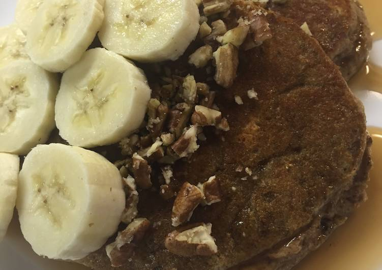 Easy Comfort Dinner Ideas Spring Sammies Banana Nut Protein Pancakes