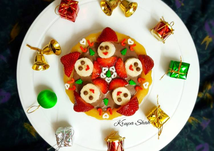 Recipe: Tasty Christmas special fusion tart