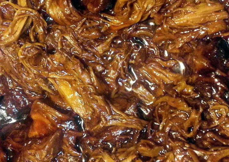 Recipe: Perfect crockpot BBQ chicken