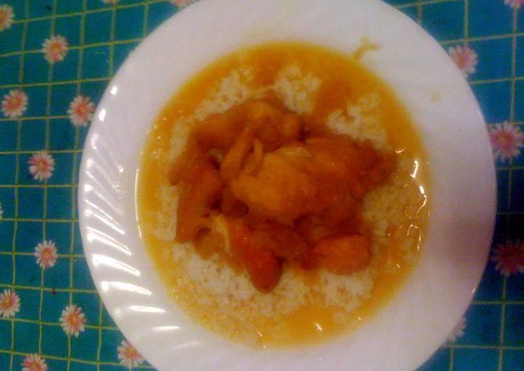 Sunday Fresh Delectable Honey Pineapple Chicken