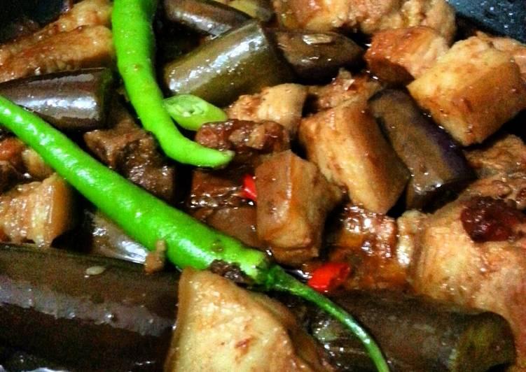 How to Prepare Super Quick Homemade Pork Binagoongan