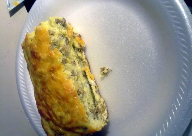 Mama Amy's breakfast casserole