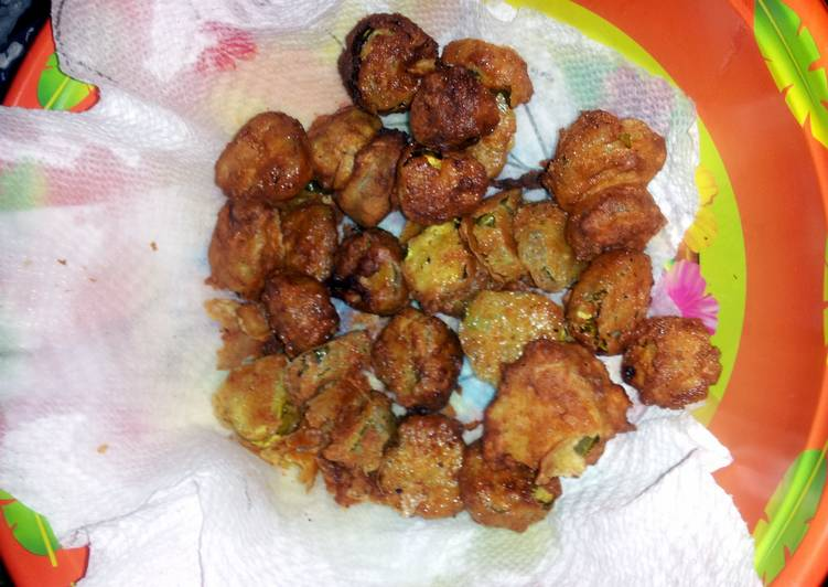 How to Make Ultimate Deep fried pickles