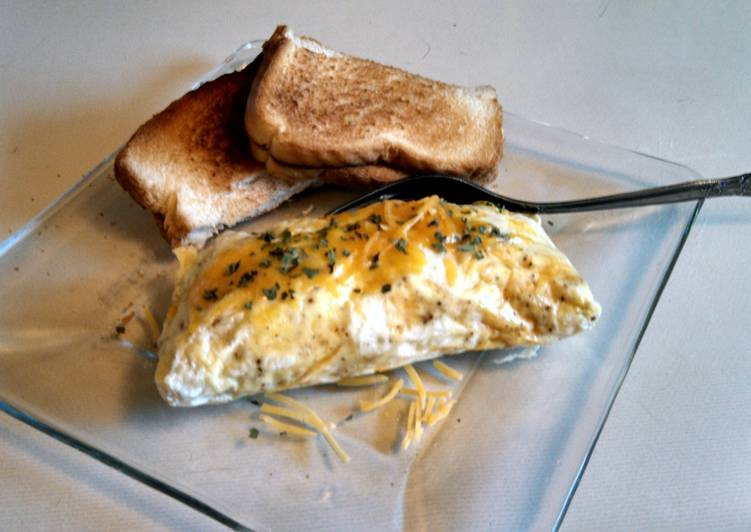 How to Make Delicious Omelette in bag