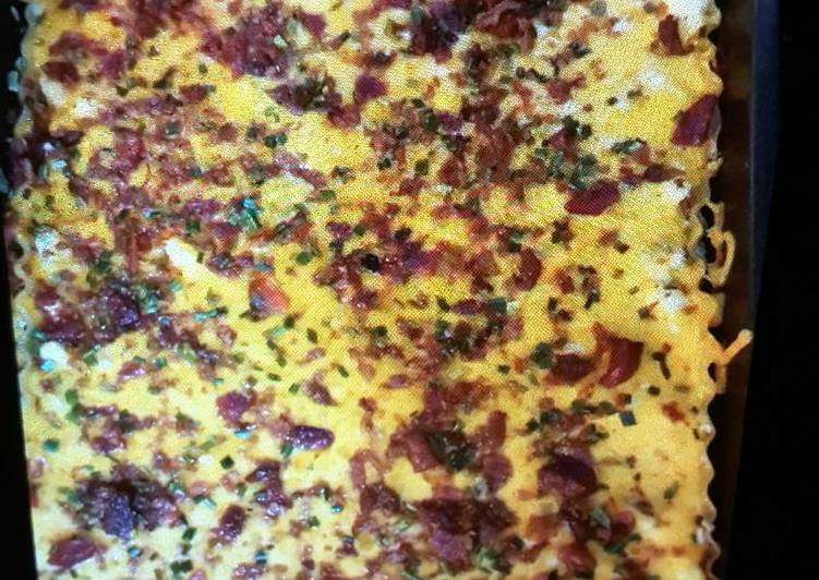 Recipe: Perfect Pierogi Lasagna