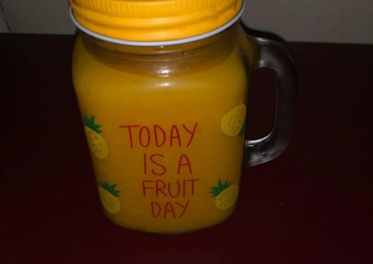 Mange juice