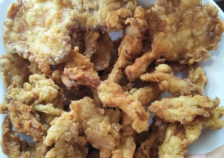 18. Jamur Tiram Crispy - cookandrecipe.com