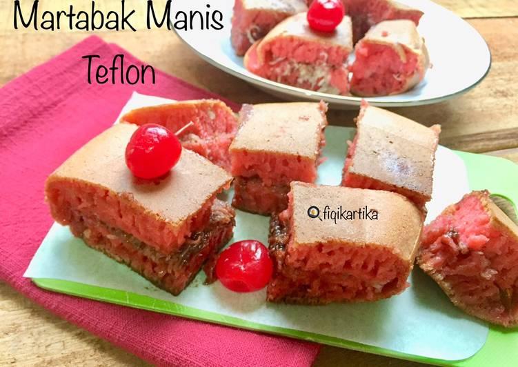 Martabak Manis Teflon