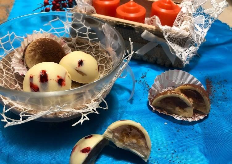 Ricetta Cioccolatini Al marrons glacé