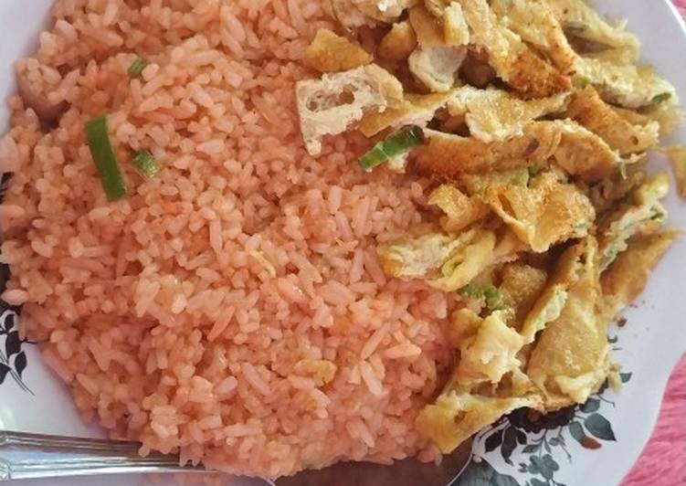 Nasi Goreng Spesial + telur dadar