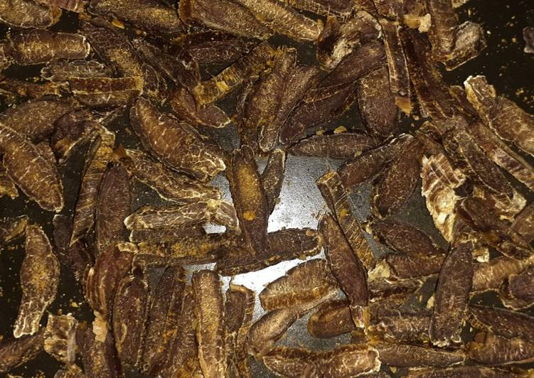 Steps to Make Speedy Homemade biltong