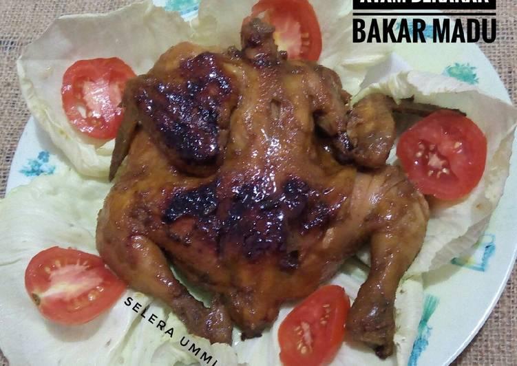 Resep Ayam Bekakak Bakar Madu Yang Mudah Endes