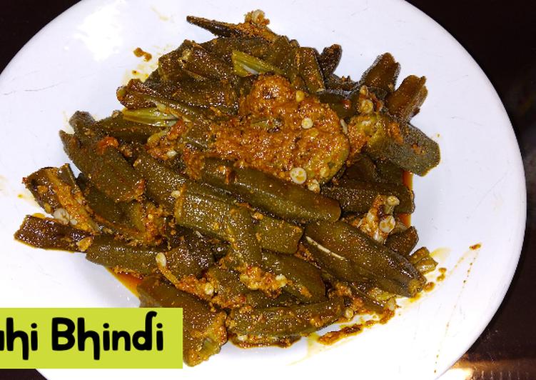 Recipe of Perfect Dahi bhindi