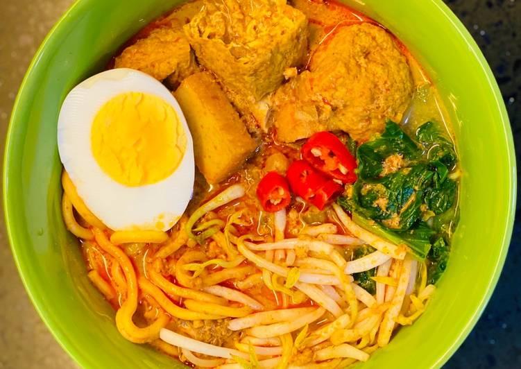 Mee Kari Kuah Udang (Mi) - velavinkabakery.com