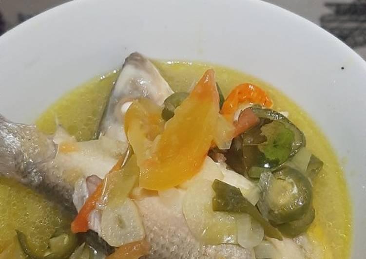 Sup ikan bandeng