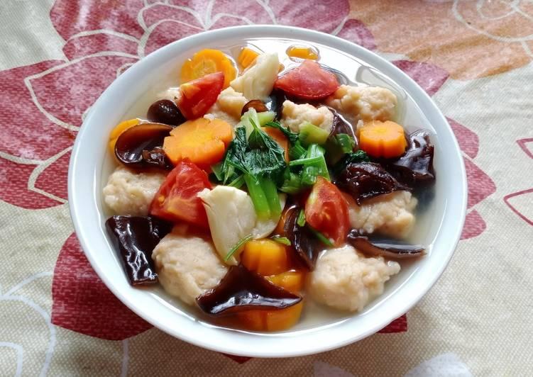 Sup Baso Udang