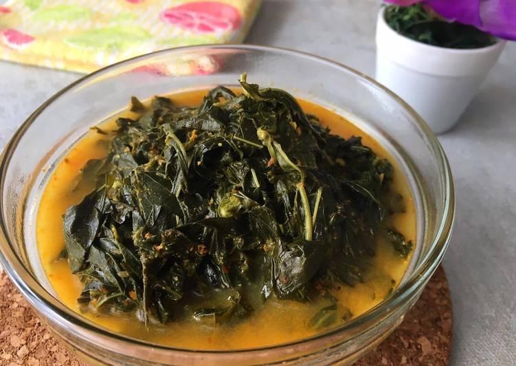 Gulai Daun Singkong #lowcalorie