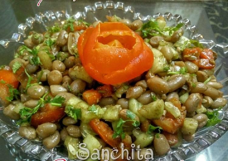 Boiled Peanuts salad
