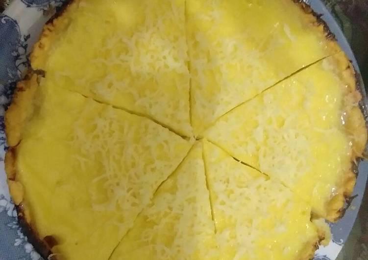 Resep Kue Pie Susu Keju Terbaik