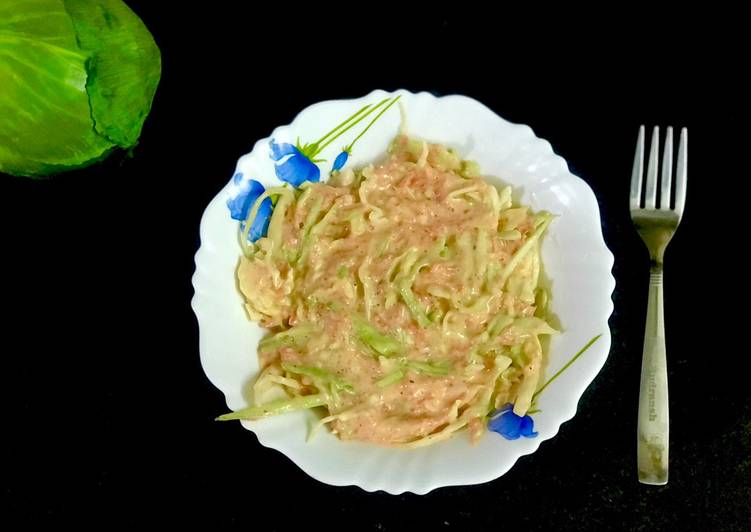 Recipe of Ultimate Cabbage Coleslaw