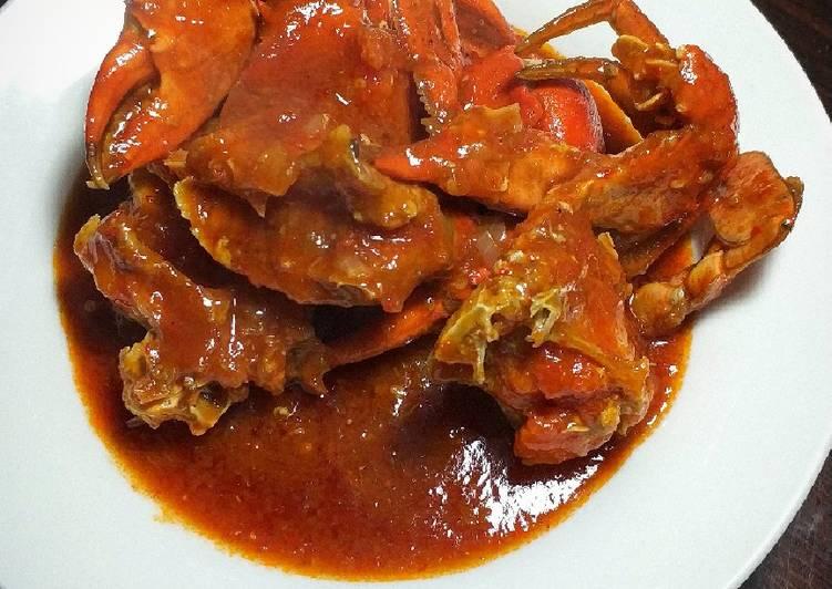 Resep Kepiting Saus Padang Oleh Shyswy Cookpad